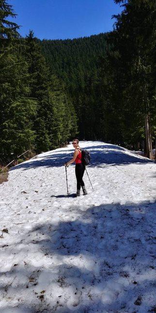 snow trekker