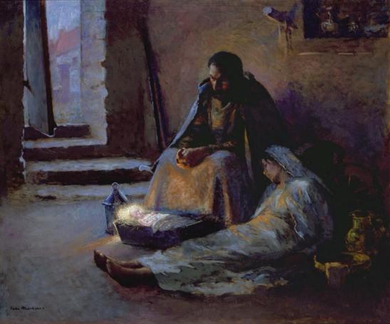 joseph nativity